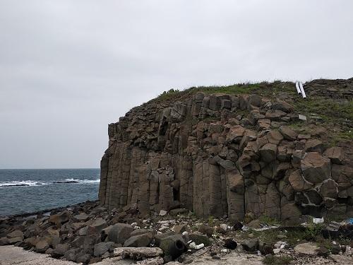 池西柱狀玄武岩
