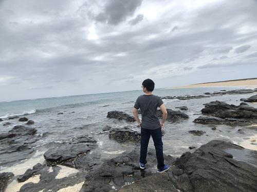 長瀨仔沙灘