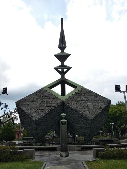 【台北景點】二二八和平紀念公園/特色建築與文化自然之美